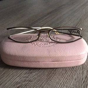 Juicy Couture Eyeglass Frames